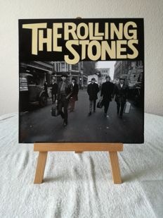Lot Of 4 Rolling Stones Lp  Outtakes, Studio Sessions And More.