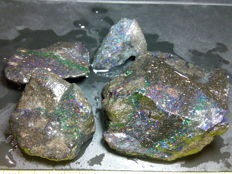 Lot of Top Opal Black Matrix Flash Fire - 290 ct (4)