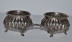 Salt and pepper shakers from Table Empire - circa 1830