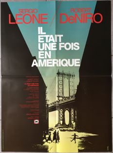 Hurel - Il était une fois en Amérique / Once upon a time in America (Sergio Leone, Robert De Niro) - 1984