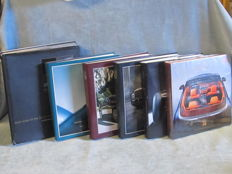 6 x Rolls Royce Enthusiasts Club Year Books in Mint / Very Good Condition. Over 400 pages per book