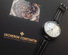 Original porcelain dial by Vacheron & Constantin housed in Marriage wristwatches - Recently services and in excellent condition