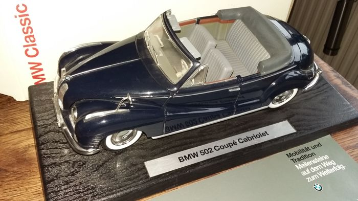 BMW Collection - Scale 1/18 - BMW 502 1954-1963 - Catawiki