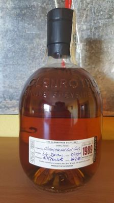 Glenrothes Vintage 1989 - bottled 2000 OB