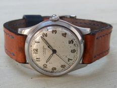 J.W. Benson London Pilot Military style men's watch, around 1940