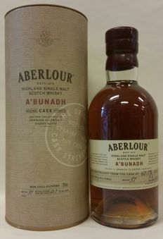 Aberlour A'Bunadh batch No.57 - single malt Scotch whisky - cask strength