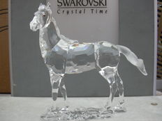 Swarovski - Silver Crystal the mare