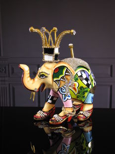 Toms Drag - Elephant Juliana M jewellery box