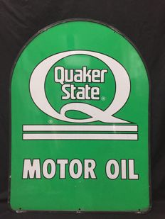 Quacker motor oil
