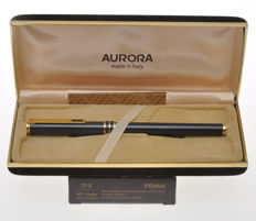Aurora Marco Polo 313  MP Lusso marbled  fountain pen