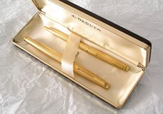 Parker 75 grain d'orge (barleycorn), pens set: fountain and ballpoint