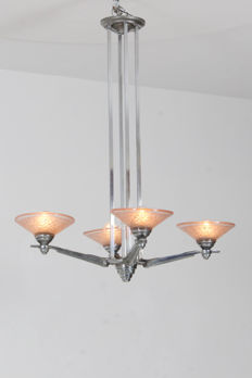 Art Deco - pendant lamp