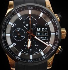 be5192caa36 Mido - MIDO Multifort Chronograph - M005.614.37.057.09 - Men - 2011-