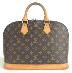 Louis Vuitton - Monogram Alma Tote Hand Bag