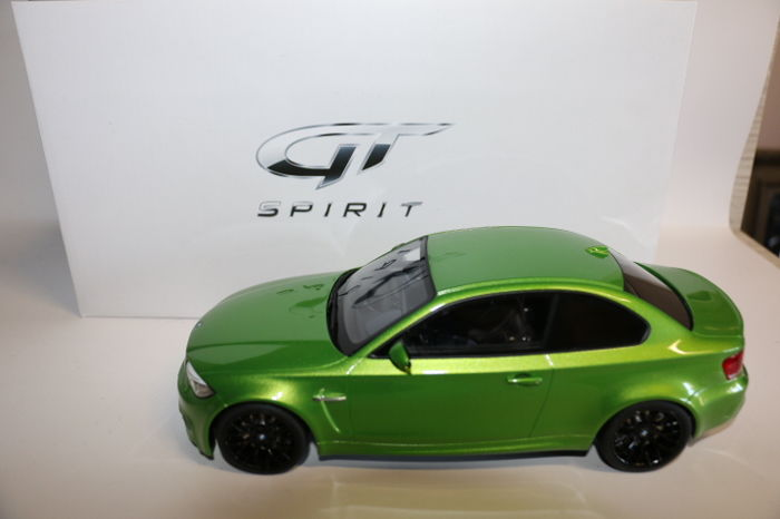 GT-Spirit - Scale 1/18 - BMW M1 Coupe - Green