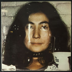 Yoko Ono – Fly (First U.K Pressing 1971) and John & Yoko / The Plastic Ono Band ‎– Some Time In New York City (First U.S Pressing 1972)