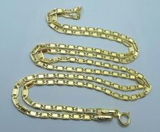 14 Ct Gold Chain 50 cm