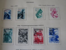 The Netherlands Overseas 1852/1967 – Collection in album