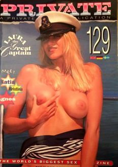 Pornography; Lot with 9 volumes of Pirate and Private - 1995/2002