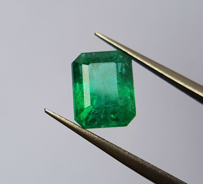 Emerald - No Reserve - 2.68 ct
