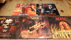 Great Lot || Five AC/DC albums