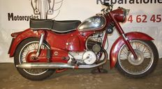 Puch - 175 svs - 1954