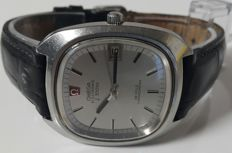 OMEGA Electronic f300 Hz Deville Chronometer, Men's Wristwatch, 1972