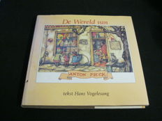 Anton Pieck; Lot with 11 books illustrated by him - 1973 / 1986