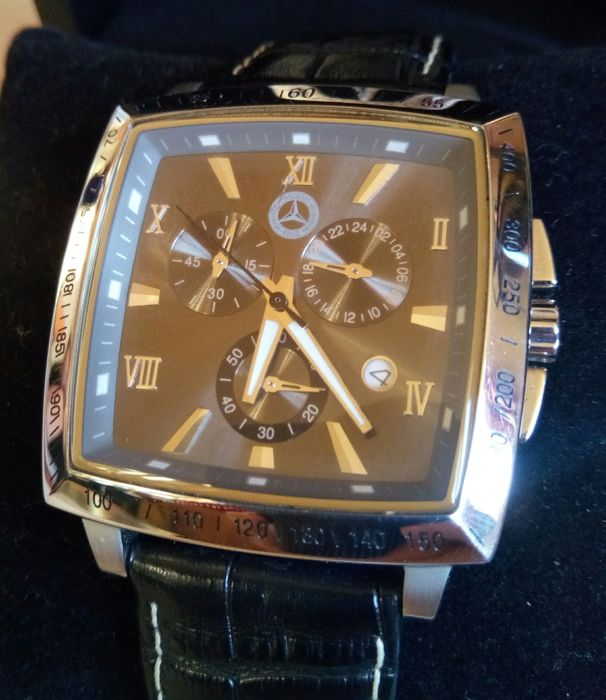a5b08aadb2 MERCEDES-BENZ COLLECTION LUXE - Montre Homme - 2016 - Catawiki