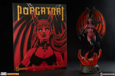 Purgatori - Premium Format Figure Statue By Sideshow Collectibles (Dynamite)