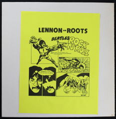 Lennon Roots – Beatles Rock n'Roll (1975 unofficial release)