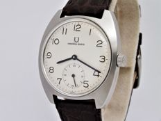 universal geneve steel wrist watch men 1960 perfect