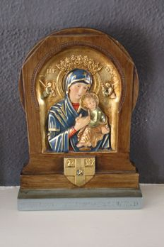 Gebroeders van Paridon, Madonna and Child, Our dear lady of perpetual help, 20th century