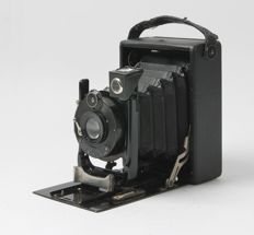 "Plate camera format 6x9 ""ICA Sirene"" with Novar Anastigmat 6.8 / 105 approx. 1925"