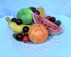 Central Ceramic Fruit bowl - Bassano