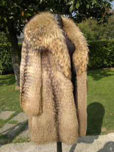 Finn raccoon / Murmansky fur coat
