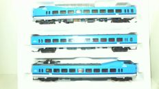 "Lima H0 - 149807 - 3-piece electric train unit type ICM ""Koploper"" KLM of the NS"