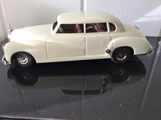 JNF - Neuhierl, Western Germany - Length 23 cm - Tin Mercedes Benz 300 with clockwork motor, 1950s