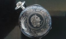 Anonymous - Pocket watch - late 1800s