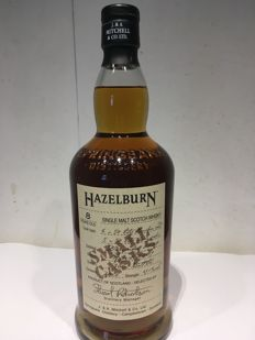 Hazelburn 8 years old Small Casks bottled for Belgium