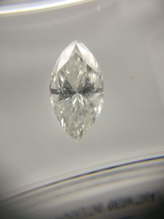 1.32 ct Marquise cut diamond F I1