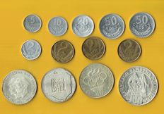 Poland - 34 coins