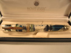 Rare vintage Stipula Etruria fountain pen. Size: extra. Limited edition of 351 pieces