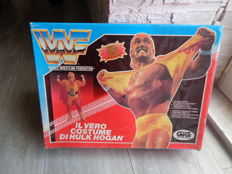 Hulk Hogan costume - 1992 - very rare - WWF - wrestling