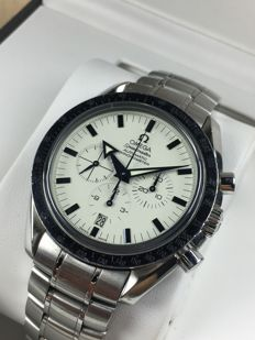 Omega Speedmaster Broad Arrow Chronograp Automatic 3551.20.00 - herenhorloge