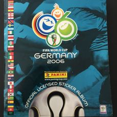 Panini - World Cup 2006 Germany - European version - Complete album+extra!