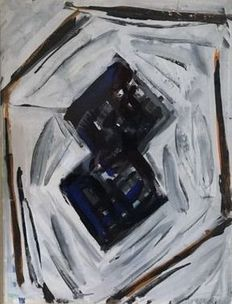 Pieter Stoop - Abstract composition