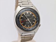 Seiko worldtime  automatic wrist watch men nice