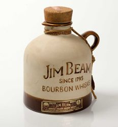 Jim Beam Decanter 1.75 liters
