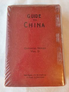 Guide to China - 1924